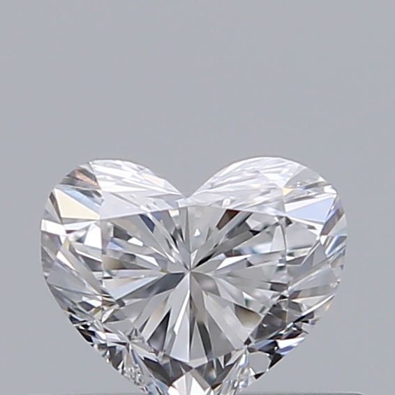 0.31 Carat Heart Loose Diamond, D, VS1, Super Ideal, GIA Certified