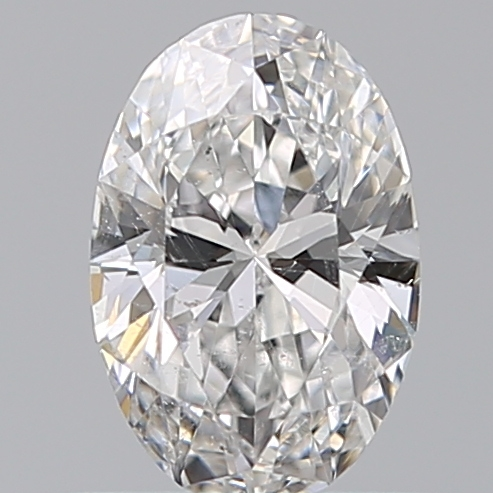 0.51 Carat Oval Loose Diamond, E, SI1, Excellent, GIA Certified