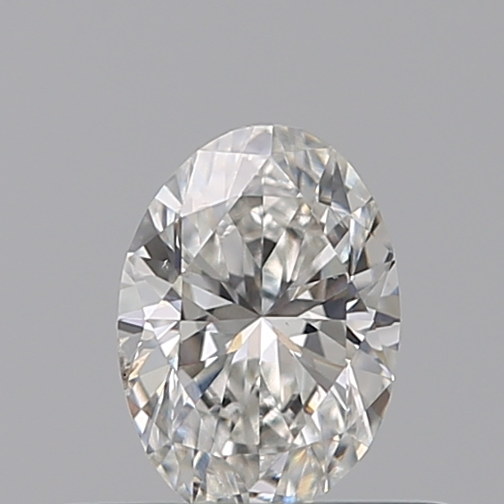 0.29 Carat Oval Loose Diamond, G, SI1, Excellent, GIA Certified