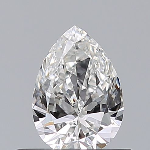 0.40 Carat Pear Loose Diamond, E, SI1, Excellent, GIA Certified