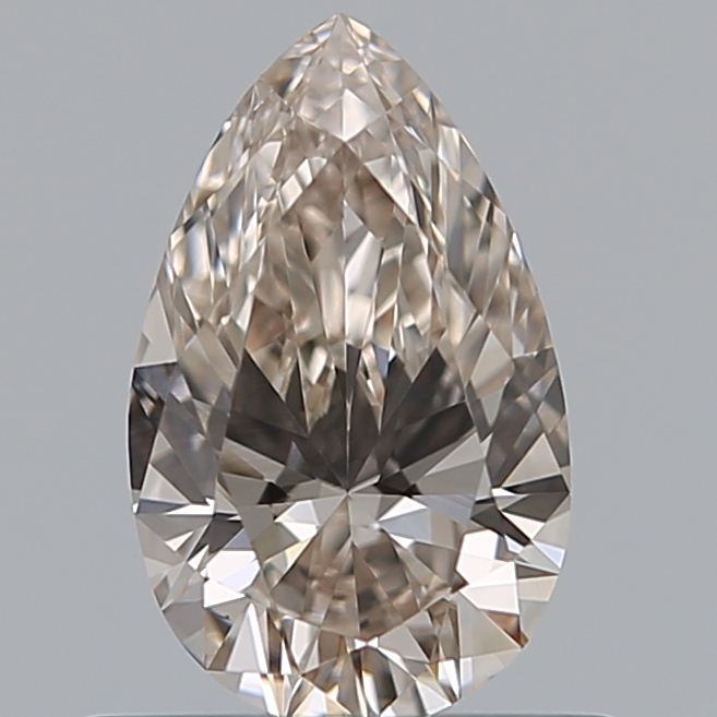 0.61 Carat Pear Loose Diamond, M, VS1, Super Ideal, GIA Certified