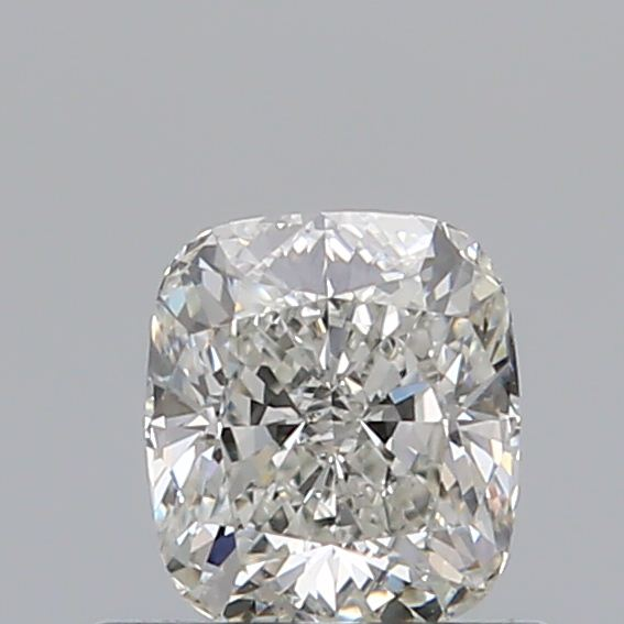 0.51 Carat Cushion Loose Diamond, I, VS2, Excellent, GIA Certified