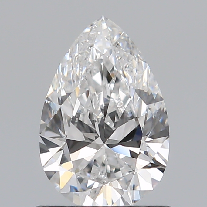 0.70 Carat Pear Loose Diamond, E, VS2, Super Ideal, GIA Certified