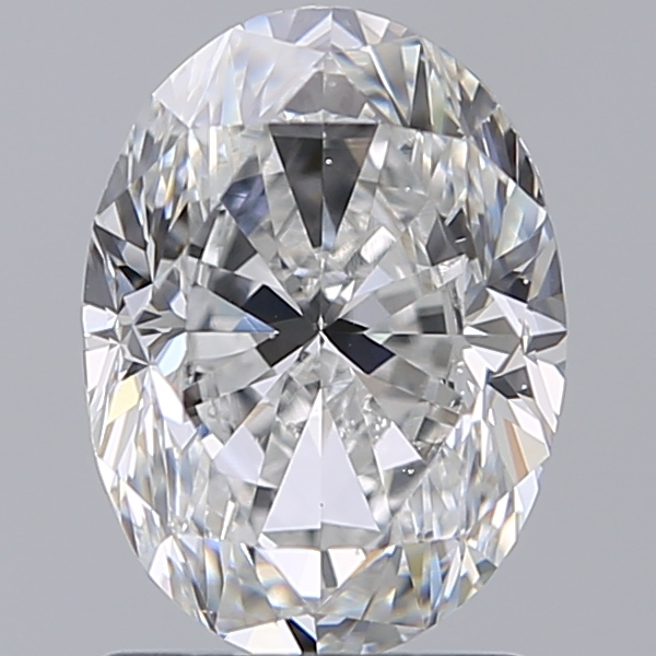 1.70 Carat Oval Loose Diamond, D, VS1, Excellent, GIA Certified