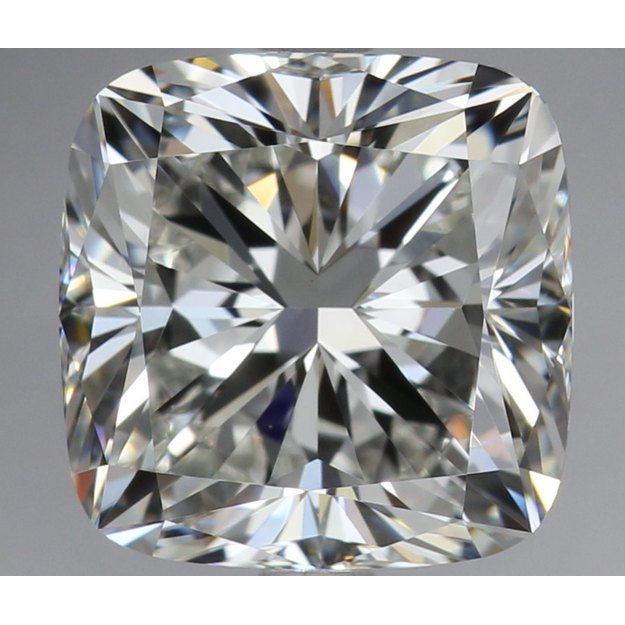 3.23 Carat Cushion Loose Diamond, I, VS1, Ideal, GIA Certified