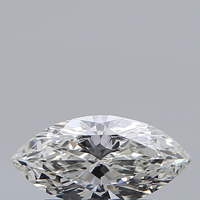 0.49 Carat Marquise Loose Diamond, G, SI1, Ideal, GIA Certified