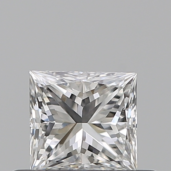 0.33 Carat Princess Loose Diamond, F, VS2, Very Good, GIA Certified