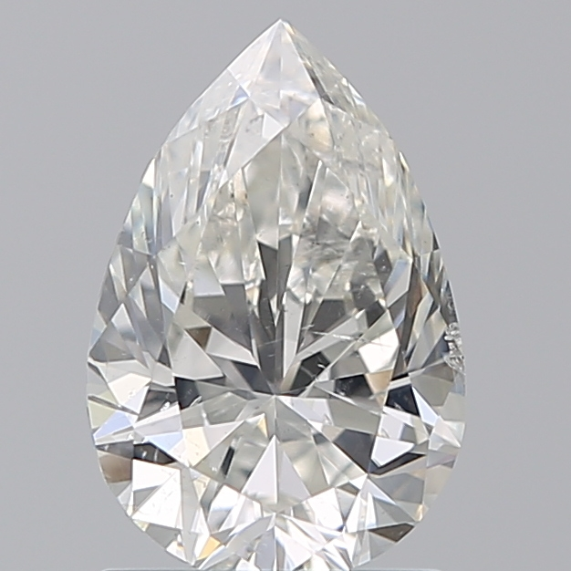 1.20 Carat Pear Loose Diamond, I, SI2, Super Ideal, GIA Certified