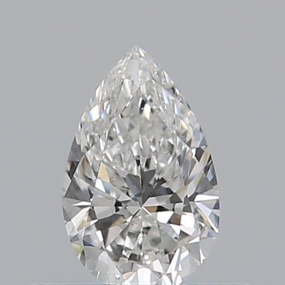 0.30 Carat Pear Loose Diamond, F, SI1, Ideal, GIA Certified