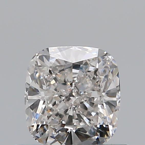 0.51 Carat Cushion Loose Diamond, H, SI1, Ideal, GIA Certified | Thumbnail