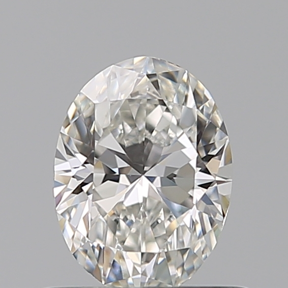 0.51 Carat Oval Loose Diamond, G, VS1, Super Ideal, GIA Certified | Thumbnail