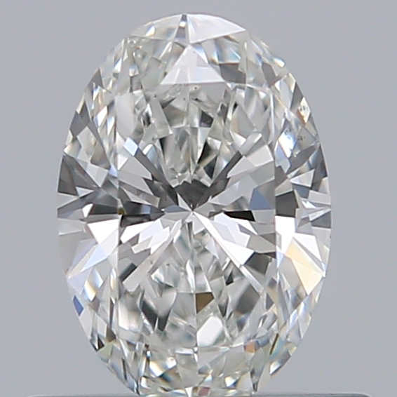 0.42 Carat Oval Loose Diamond, G, VS1, Super Ideal, GIA Certified | Thumbnail