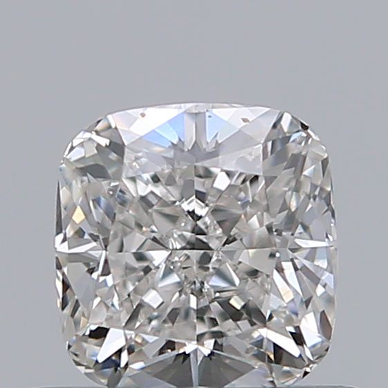 0.53 Carat Cushion Loose Diamond, G, VS1, Ideal, GIA Certified