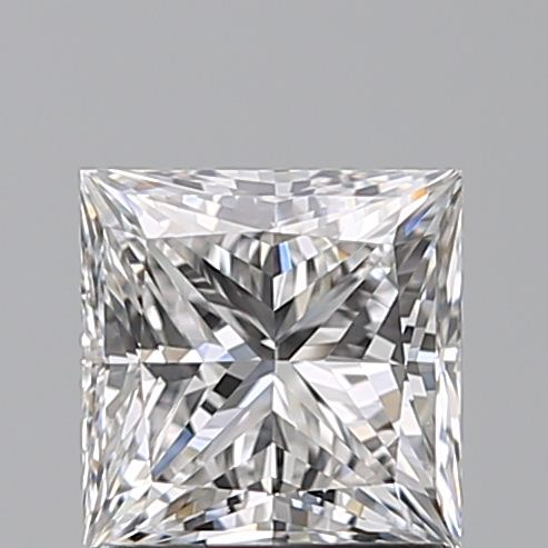 1.20 Carat Princess Loose Diamond, F, VVS2, Super Ideal, GIA Certified