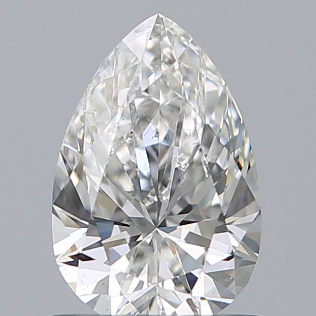 0.79 Carat Pear Loose Diamond, G, SI1, Super Ideal, GIA Certified