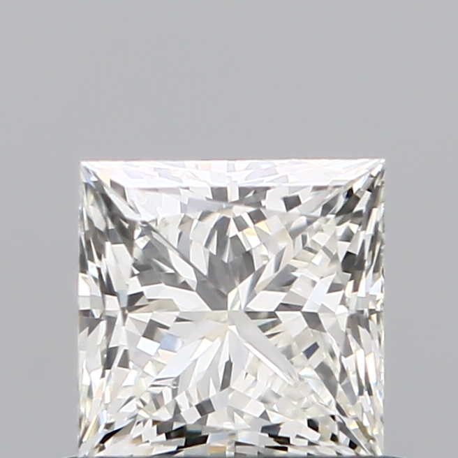 0.70 Carat Princess Loose Diamond, K, VS2, Super Ideal, GIA Certified