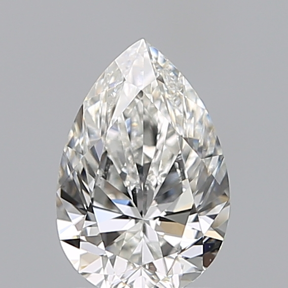 1.00 Carat Pear Loose Diamond, G, VS2, Super Ideal, GIA Certified