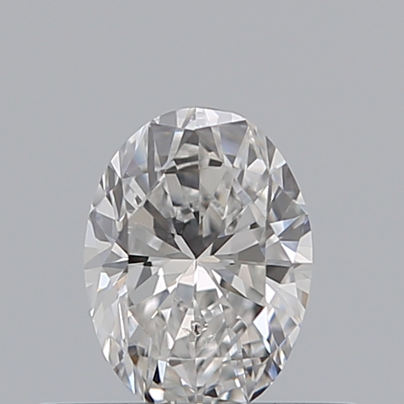 0.30 Carat Oval Loose Diamond, E, I1, Ideal, GIA Certified