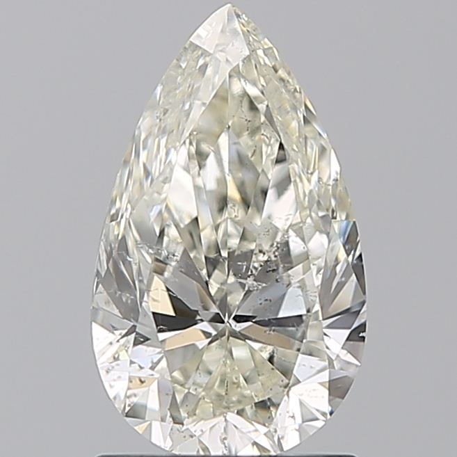 1.20 Carat Pear Loose Diamond, K, SI2, Excellent, GIA Certified