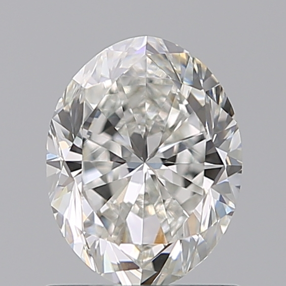 1.01 Carat Oval Loose Diamond, G, VVS2, Excellent, GIA Certified