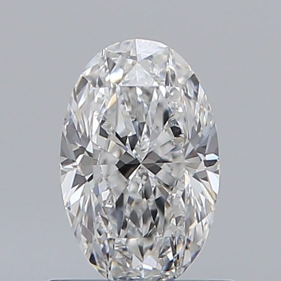 0.70 Carat Oval Loose Diamond, E, VS2, Excellent, GIA Certified | Thumbnail