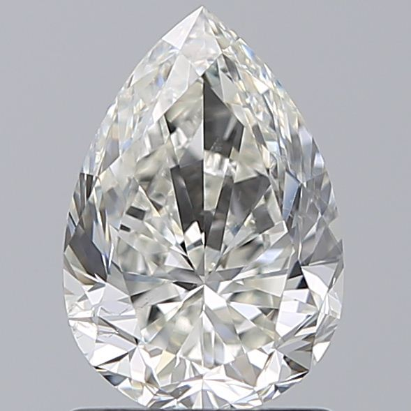 1.20 Carat Pear Loose Diamond, I, SI1, Excellent, GIA Certified