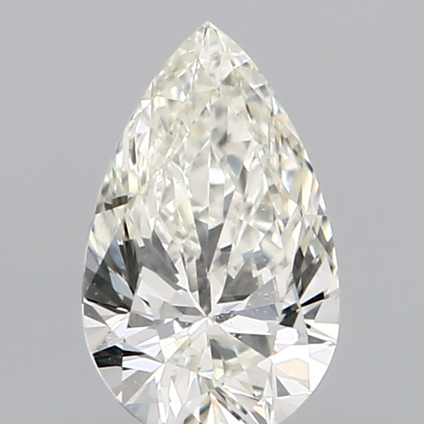 0.40 Carat Pear Loose Diamond, H, VVS2, Super Ideal, GIA Certified | Thumbnail