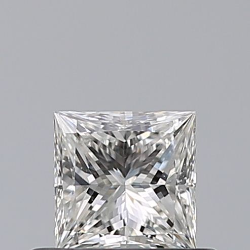0.41 Carat Princess Loose Diamond, G, VS1, Ideal, GIA Certified