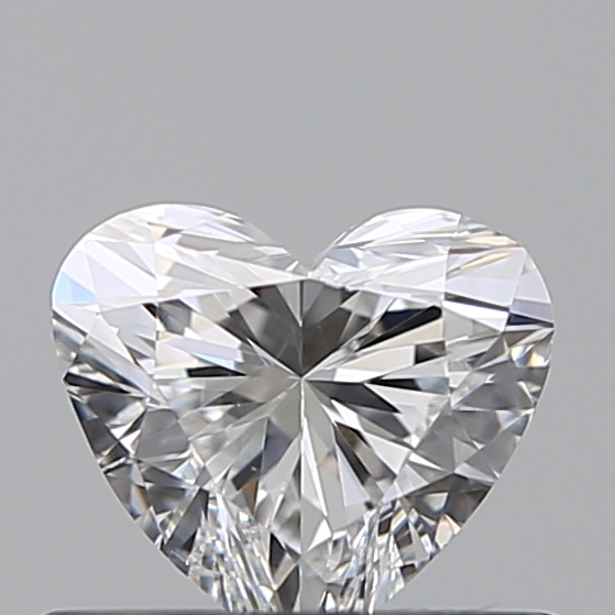 0.40 Carat Heart Loose Diamond, E, SI1, Super Ideal, GIA Certified