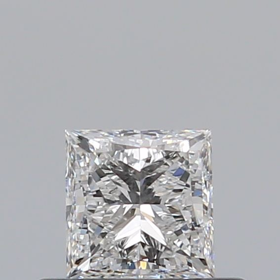 0.40 Carat Princess Loose Diamond, F, VS1, Ideal, GIA Certified