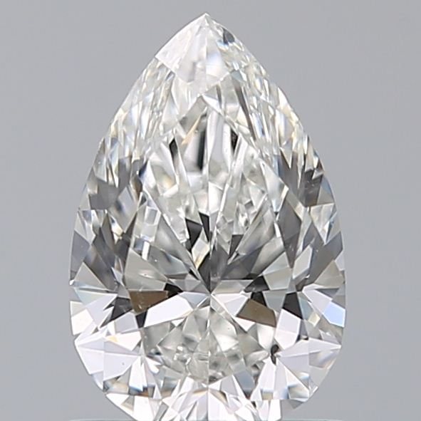 0.90 Carat Pear Loose Diamond, G, SI1, Super Ideal, GIA Certified