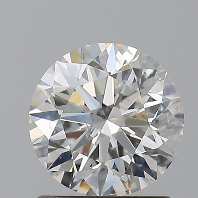 1.01 Carat Round Loose Diamond, G, I1, Excellent, GIA Certified