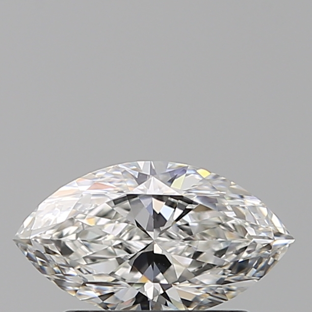 0.59 Carat Marquise Loose Diamond, F, VS1, Super Ideal, GIA Certified