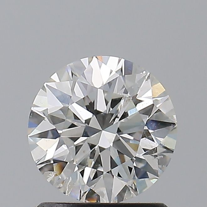 1.04 Carat Round Loose Diamond, G, I1, Ideal, GIA Certified