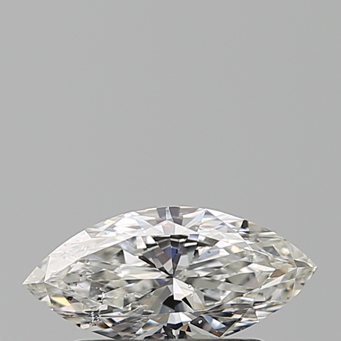 0.40 Carat Marquise Loose Diamond, G, SI2, Ideal, GIA Certified