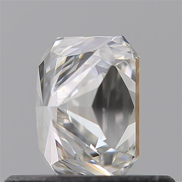 0.51 Carat Radiant Loose Diamond, H, VS1, Super Ideal, GIA Certified