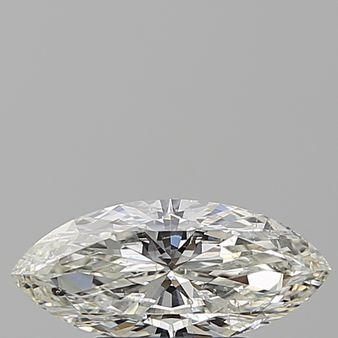 1.00 Carat Marquise Loose Diamond, I, SI2, Super Ideal, GIA Certified
