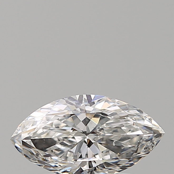 0.61 Carat Marquise Loose Diamond, F, SI1, Super Ideal, GIA Certified