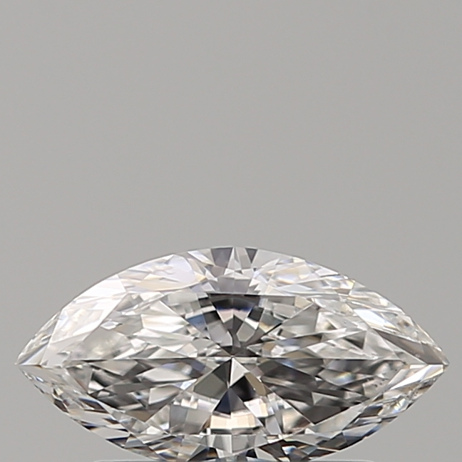 0.50 Carat Marquise Loose Diamond, E, VS2, Excellent, GIA Certified