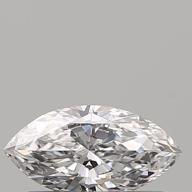 0.30 Carat Marquise Loose Diamond, D, VS1, Excellent, GIA Certified