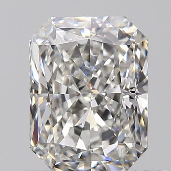 0.40 Carat Radiant Loose Diamond, G, VS1, Excellent, GIA Certified