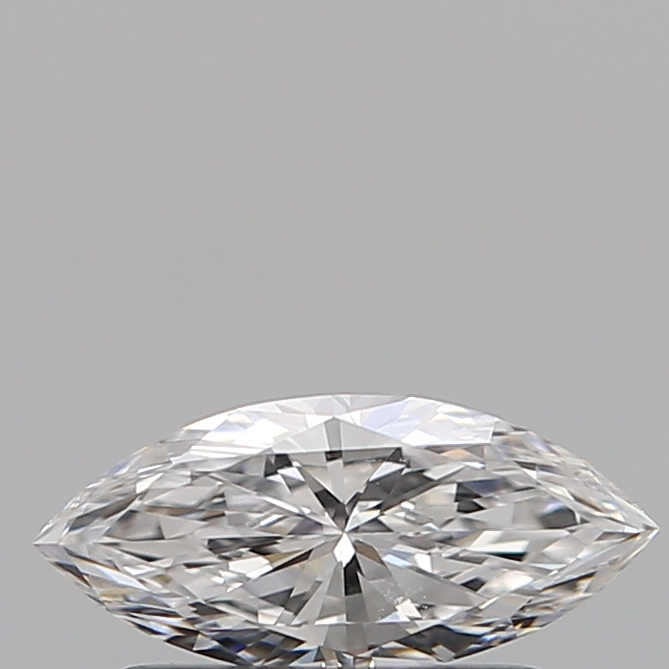0.40 Carat Marquise Loose Diamond, D, IF, Ideal, GIA Certified
