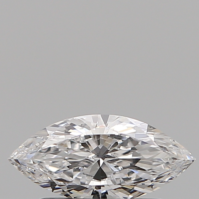 0.40 Carat Marquise Loose Diamond, D, VS2, Ideal, GIA Certified