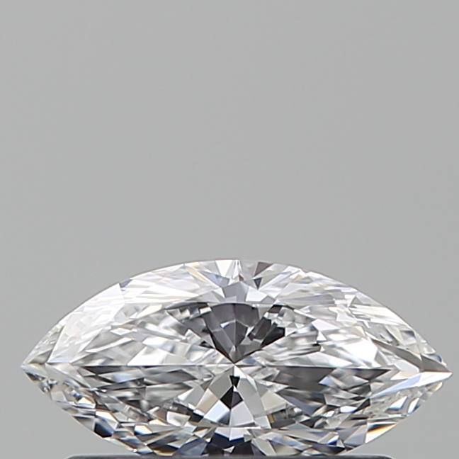 0.34 Carat Marquise Loose Diamond, D, VS2, Ideal, GIA Certified