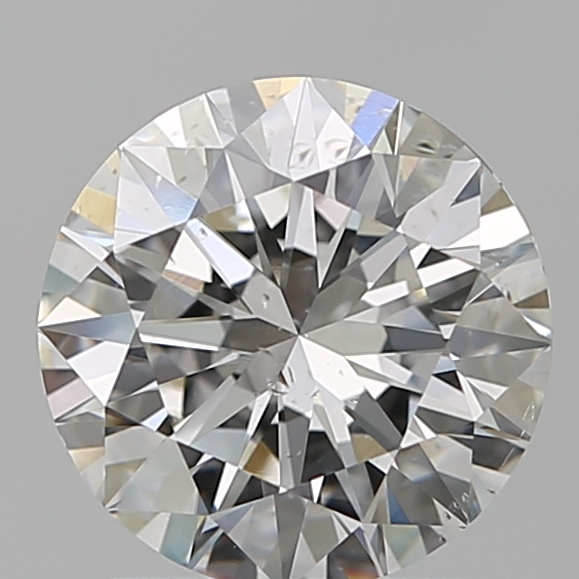 1.42 Carat Round Loose Diamond, G, SI1, Super Ideal, GIA Certified | Thumbnail