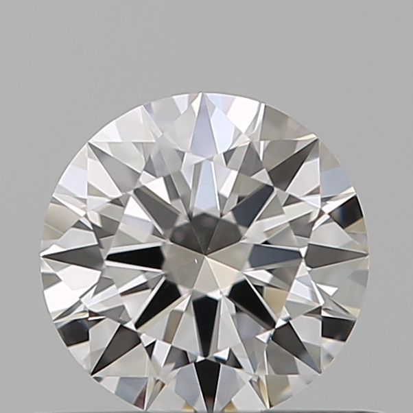 0.41 Carat Round Loose Diamond, G, VS1, Excellent, GIA Certified