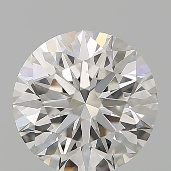 0.80 Carat Round Loose Diamond, G, VS2, Super Ideal, GIA Certified
