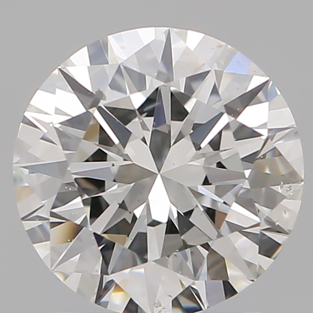 1.50 Carat Round Loose Diamond, G, SI1, Ideal, GIA Certified