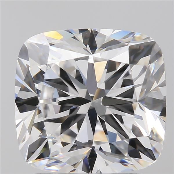 2.01 Carat Cushion Loose Diamond, D, VVS2, Ideal, GIA Certified
