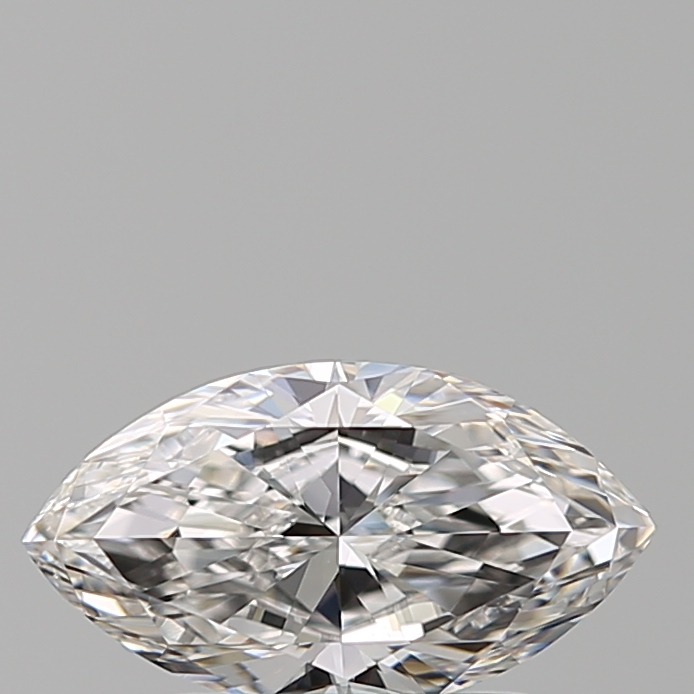0.82 Carat Marquise Loose Diamond, F, VVS1, Super Ideal, GIA Certified